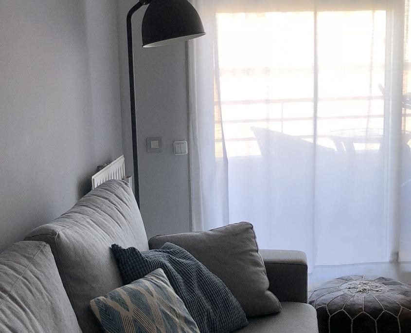 cortina tradicional interior