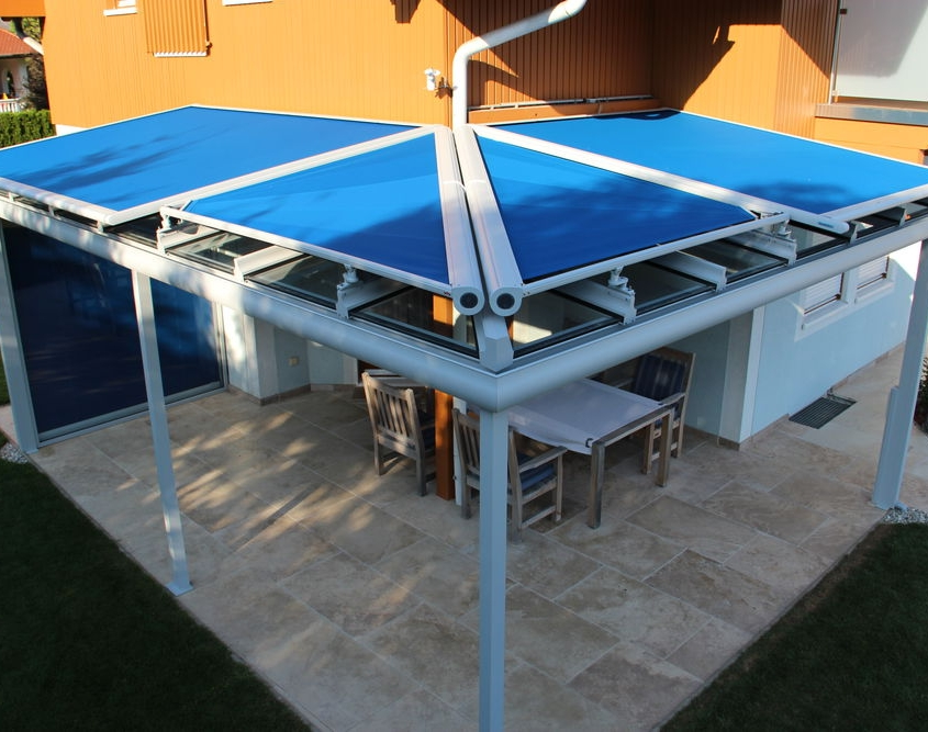 markilux 893 toldo triangular