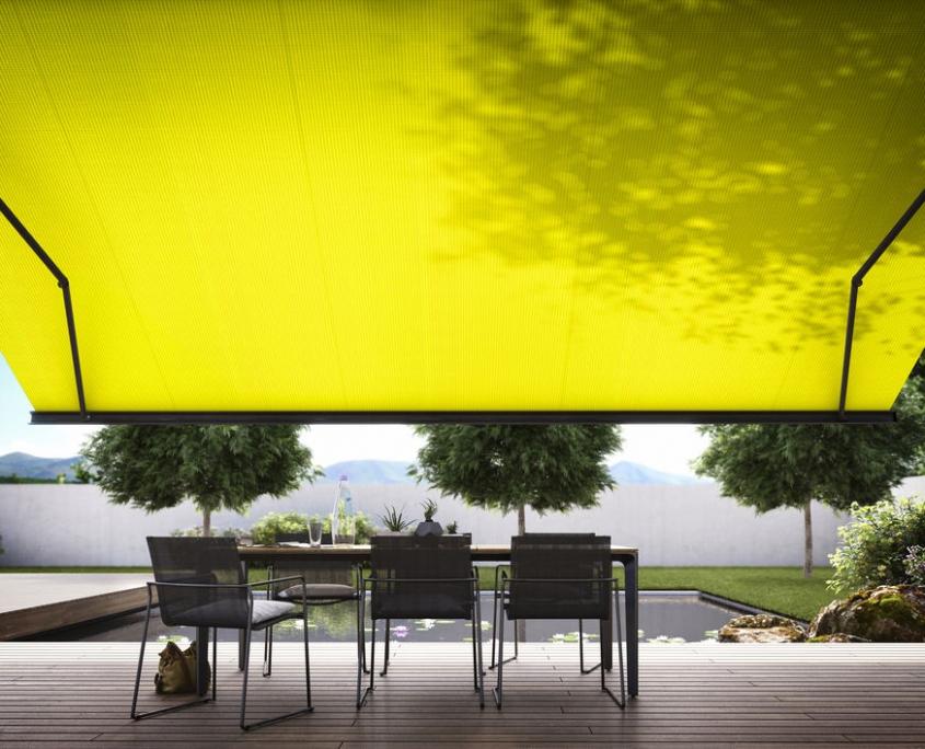 toldo markilux 5010 moderno y minimalista